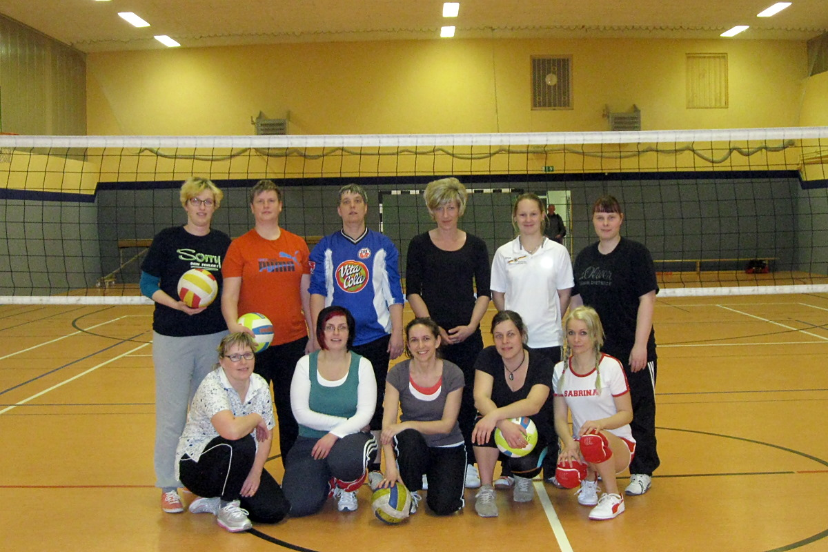 Volleyball Frauen